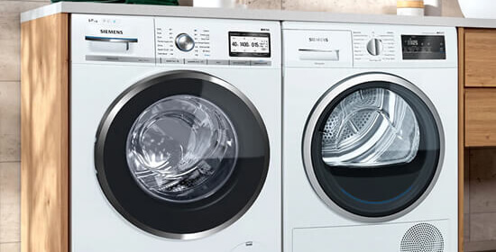 Siemens Laundry Care