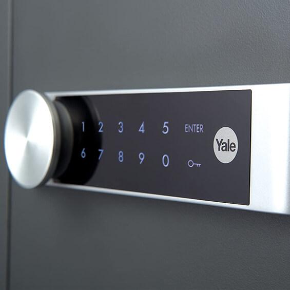 <b>Yale 耶魯電子保險箱</br>