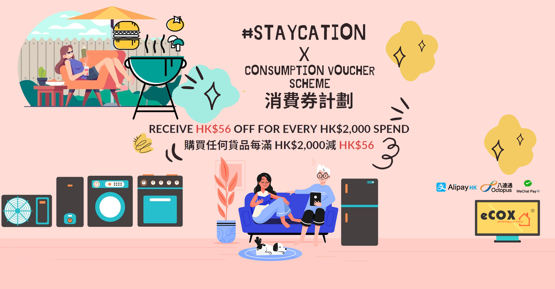 Consumption Voucher Scheme Offer