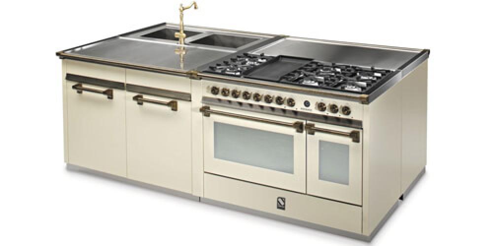 <b>Steel Cucine 嵌入式廚房</b>